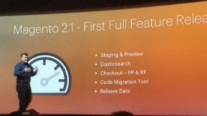 Magento 2.1 Release Announcement