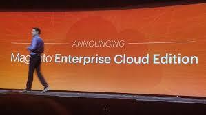 Magento Enterprise Cloud Announcement
